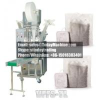 Buy cheap full automatic hand tea bag packing machine product