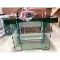 Buy cheap Jy-cz-bl Rapid Ssr Vertical Electrophoresis Unit , Mini Electrophoresis System product