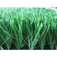 Buy quality 50mm Height U.V. Resistance Football Artificial Grass With 6 - 8 Years Lifetime at wholesale prices