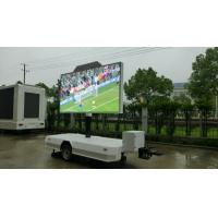 China SMD 3 in 1 Mobile Digital Advertising Vehicle Full Color P5 P6 P8 Lightweight on sale