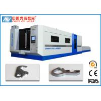 Buy cheap Professional 1KW Sheet Metal Laser Cutting Machine with Full Enclosed product