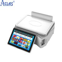 Buy cheap PC POS Touch Scale,Touch Screen Scales,Fiscal Cash Register,PC Scale product