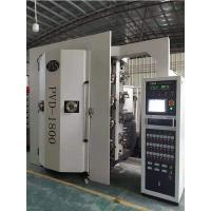 China Door Lock Hinge Handle Gold Rose Gold Black Color Titanium Nitride Coating Equipment on sale