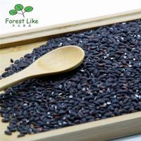 Black Glutinous Long-Grain Rice Dried Agriculture Products Chinese Organic Food Crops