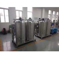 Toray Membrane 20TPH Water Filter Plant Machine For Factory for sale