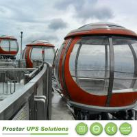 Buy cheap Prostar UPS Solutions Applied In Canton Tower Ferris wheel product