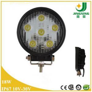 China Caravan accessories: 18w super bright led work light on sale