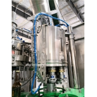 Buy cheap Co2 Injection 200cl Carbonated Soft Drink Filling Machine product