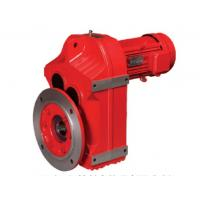 Buy cheap F series helical gear reducer product