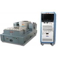 Big Displacement 100mm Vibration Testing Machine For Military Hardware Testing for sale