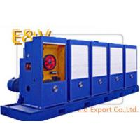 Buy cheap Zero Slip Copper Wire Machine / PLC Control 8-1.2 MM Wire Drawing Equipment product