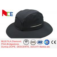 Buy cheap Summer Camping Climbing Fisherman Outdoor Boonie Hat / ACE Black Bucket Hat product