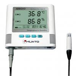 Buy cheap LED Screen Temperature Humidity Data Logger , Smart Temperature Humidity Recorder product