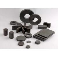 Buy quality Y30 Sintered Ferrite Magnet , Ceramic Magnet For Speaker Parts at wholesale prices