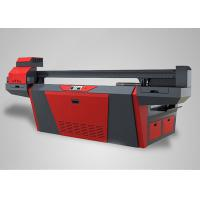 Buy cheap Custom Large Format Wood Digital Printer Double 4 Color 2500mm x 1300mm product
