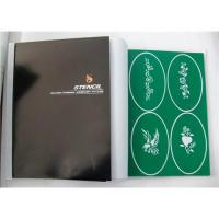 Buy cheap Temporary tattoo paint stencil product