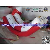 Buy cheap Durable Inflatable Water Totter / PVC Tarpaulin Inflatable Water Games Seesaw product