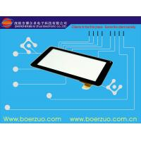 Buy cheap Colored 3M 467 Adhesive Graphic Membrane Switch Overlay Keypad With Spacer product