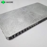 Buy cheap High Strength Welded Aluminum Honeycomb Panel For Rail Transit Vehicles product