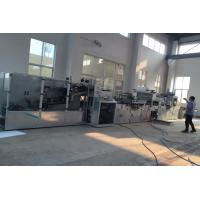 Buy cheap 18T Mattress Nurse Underpad Making Machine 380V With Touch Control Easy Operation product