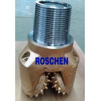 Buy cheap 8 1/2 Inch TCI And Steel Tooth Tricone Drill Bit , Rock Drilling Tools product