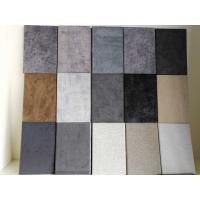 Buy cheap Low Carbon Greaseproof Soft Fiberboard , Hemp Fiberboard With Colorful Cloth product