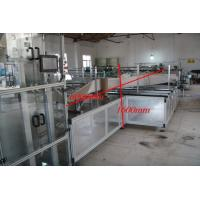 Buy cheap Disposable Non Woven Folding Machine SMS SMMS Bed Sheet With 8.5KW PLC Control product