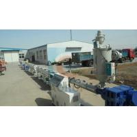 PE Sewage Pipe Plastic Extrusion Line With 150KG/h - 1500KG/h