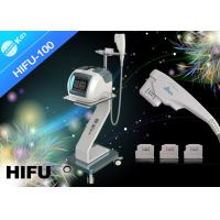 Buy cheap Protable HIFU Machine KES Face Massage Wrinkle Removal Equipment from wholesalers