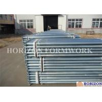 Buy cheap EN1065 Galvanized Finish Scaffolding Steel Prop 20-350 For Table Formwork System from wholesalers