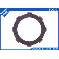 Buy cheap FCC Motorcycle Clutch Friction Plate Honda CG125 CG150 143-C6G02-00 product