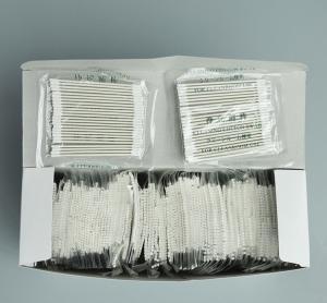 Buy cheap CS15-006 (Huby 340 BB-012) Cleanroom Cotton Swabs/paper handle cleanroom swab/cotton cleaning swab/cleanroom cotton swab product