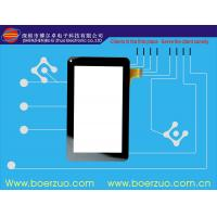 Buy cheap Printed Sticky Membrane Label With Transparent Window For Touch Screen Membrane product