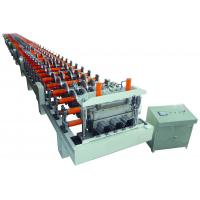 Metal Deck Roll Forming Machine with  New Station Model, Floor Deck Roll Forming Machine