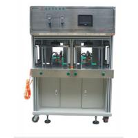 China plastic low pressure injection molding machine for connector overmolding on sale