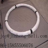 Buy cheap high carbon straighten Galvanized steel s wire for fishing net 18 gauge 19gaue product