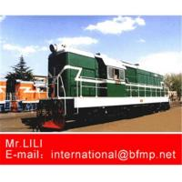 Buy cheap undersell inventory 27 locomotive LZC-800 roadbed engineering car product