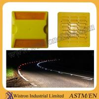 High Reflective Plasitc Road Stud Road Cat Eyes with best price
