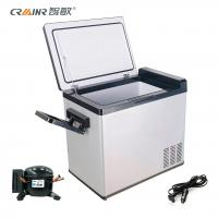 Buy cheap DC 50L Compressor Car Refrigerator Cooler Fashion Design With LCD Touch Screen product