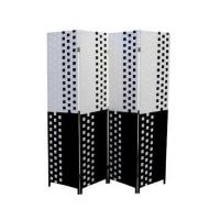 Buy cheap Woven room dividers, paper rope woven room divider, utility folding screen,qingdao China product
