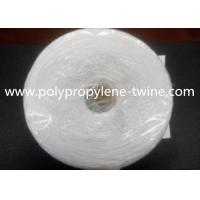 Quality Colorful Soft Polytwine Round Baler Twine High Tenacity 4000D - 15000D Denier for sale