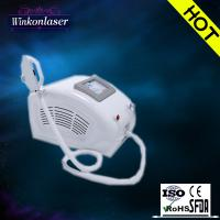 Buy quality 1000W Stable 1-50J Light Energy Smooth Wrinkles Mini Elight IPL RF Beauty System at wholesale prices