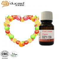 Buy cheap Concentrate Eliquid Fruit Loops Food Flavourings And Essences Long Shelf Life product