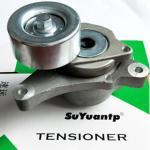 Buy cheap 11955MA00A Engine Timing Belt Tensioner , Caravan ESGE25 Urvan Drive Belt Tensioner Pulley product
