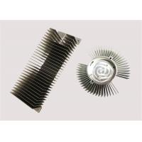 Buy cheap Sawing Industrial Aluminium LED Profile / Extruded Aluminium Sections from wholesalers