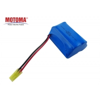 Buy cheap High Power Lithium Cylindrical Battery Pack 18.5V 2500mAh For Power Tools product