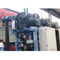 Buy cheap Industrial Screw Water Cooled Condensing Unit  R404a / R22 Refrigerant product