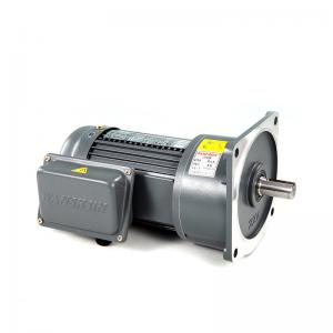 Buy cheap Low Temperature 400 RPM AC Motor 200W Gear Motor Reducer Ratio 1:3-1800 product