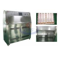 Buy cheap Stainless Steel Material Climatic Test Equipment / UV Weathering Aging Test Machine product
