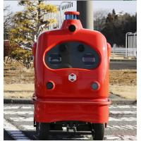 Buy cheap Auto Run Hospital Delivery Robot 16L Water Tank Capacity 1280 * 1280 Resolution product